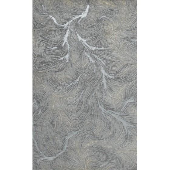 Nmoda Kesme Halı Masal 58431A Gri - Gümüş