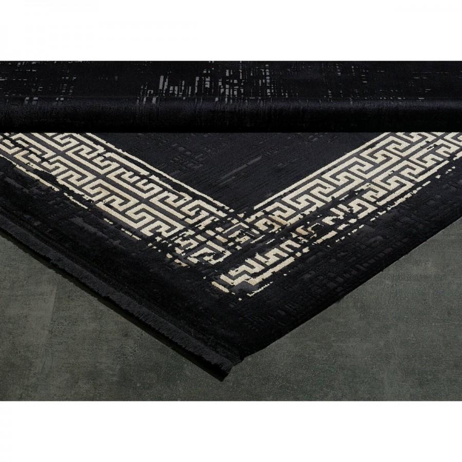 Gümüşsuyu Halı Black&Brown 11298 B10 Siyah