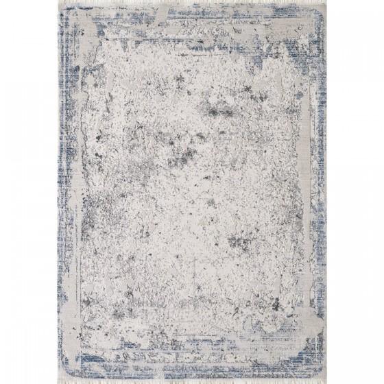 Gümüşsuyu Halı Risus 11290 U10 Mavi Özel Ölçü Kesme